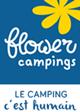 Logo Flower Camping