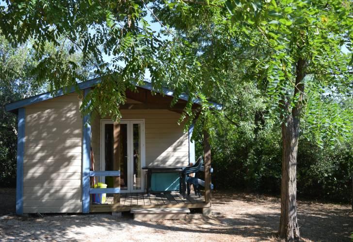 Camping-Fauvette-Chalet-Exterieur